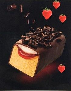 A Gansito Marinela Snack Cake