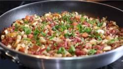 Baião de Dois ~ Beans and Rice