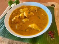 Caldo Santo ~ Seafood Stew