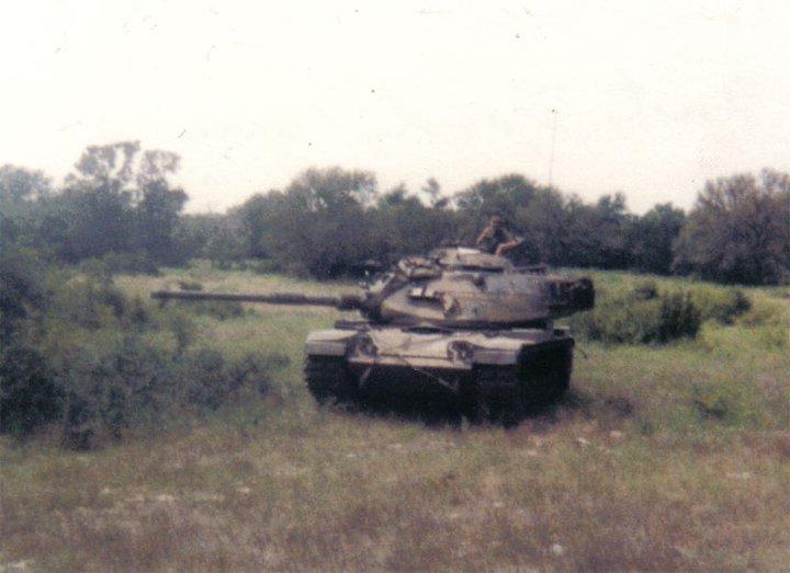 Field Maneuvers in Fort Hood Tx