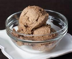 No-Churn Brigadeiro Ice Cream