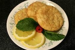 Polvorones De Limon ~ Spanish Lemon Cookies