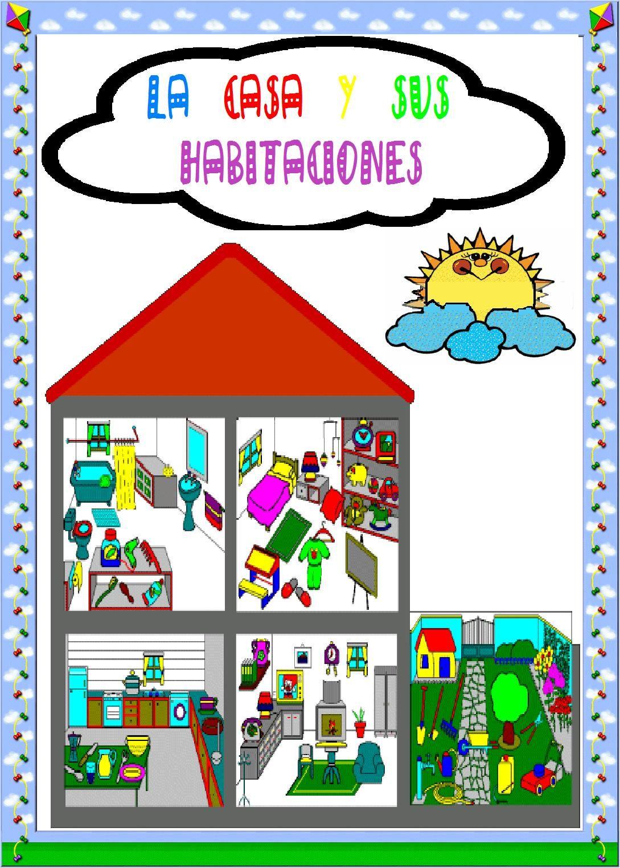 Mi Casa A1 Vocabulario De La Casa