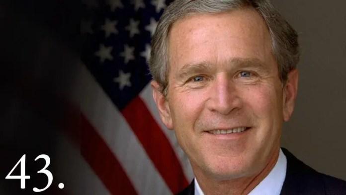 El próximo presidente es el 43