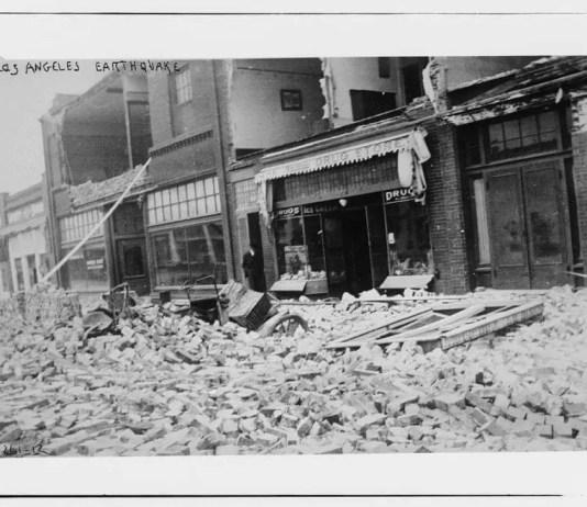 Los angeles, tierra de terremotos