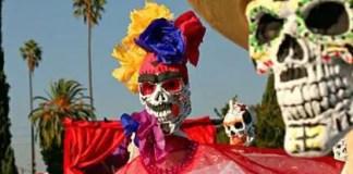 Halloween y el día de los muertos