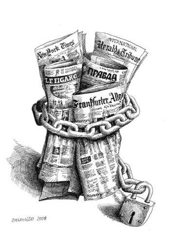 Obama and the freedom of the press