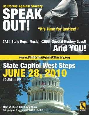 California against slavery: raising the bar on human trafficking legislation