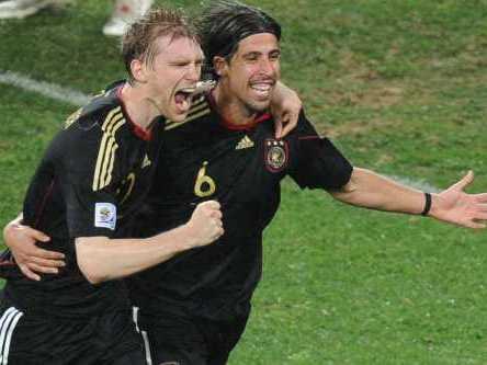 Alemania 3, uruguay 2