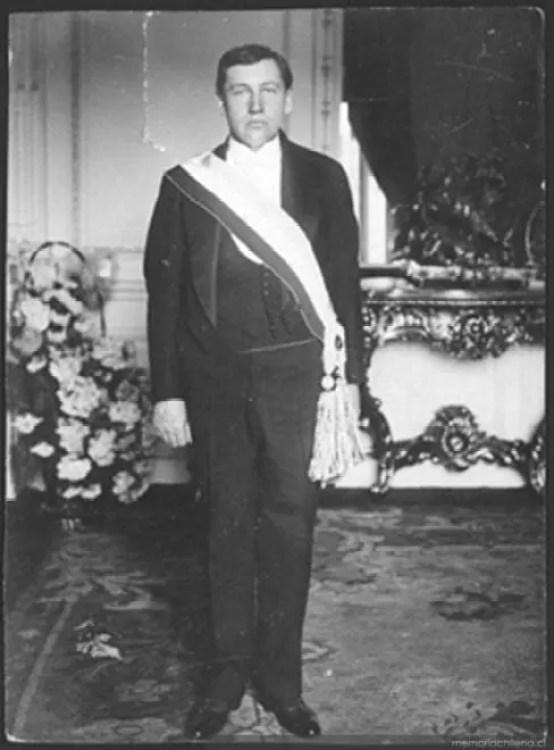 Arturo Alessandri Palma: piruetas de caudillo chileno