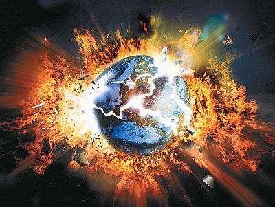 Maximas y minimas: el fin del mundo podría afectar las generaciones futuras