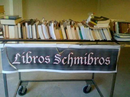 Libros, shmibros