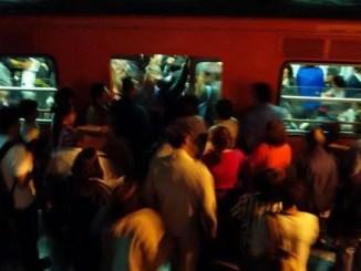Crónicas desde el hipódromo | ecos del metro