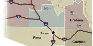 Mirando al sur: arizona de arriba y arizona de abajo