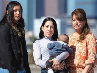 Madres activistas defienden su derecho al aire limpio