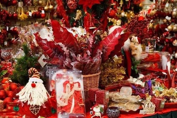 Máximas y mínimas: navidad, próspero negocio