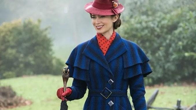 12 razones para ver 'el regreso de mary poppins'
