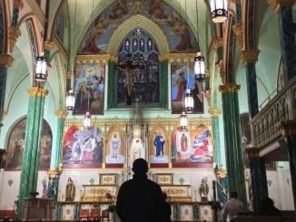 Quieren saber los nombres de los sacerdotes abusadores