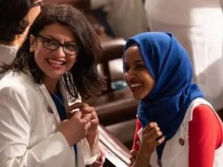 El veto a las dos congresistas anti-israelíes