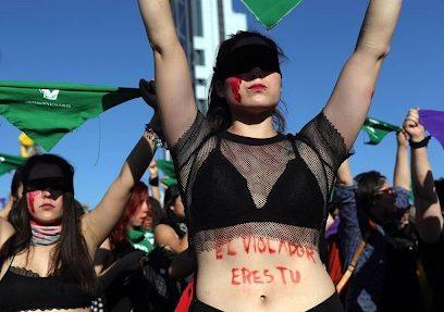 El violador eres tú y #metoo: dos formas de luchar contra la violencia patriarcal