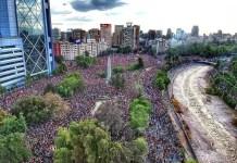 Beirut y santiago en las calles: las multinacionales tienen que pagar