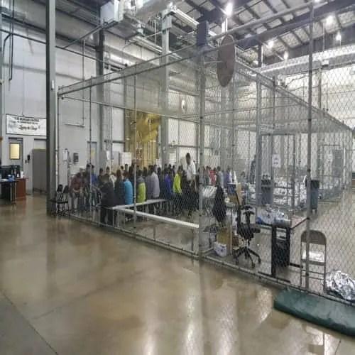 Los niños en jaula ya no son noticia