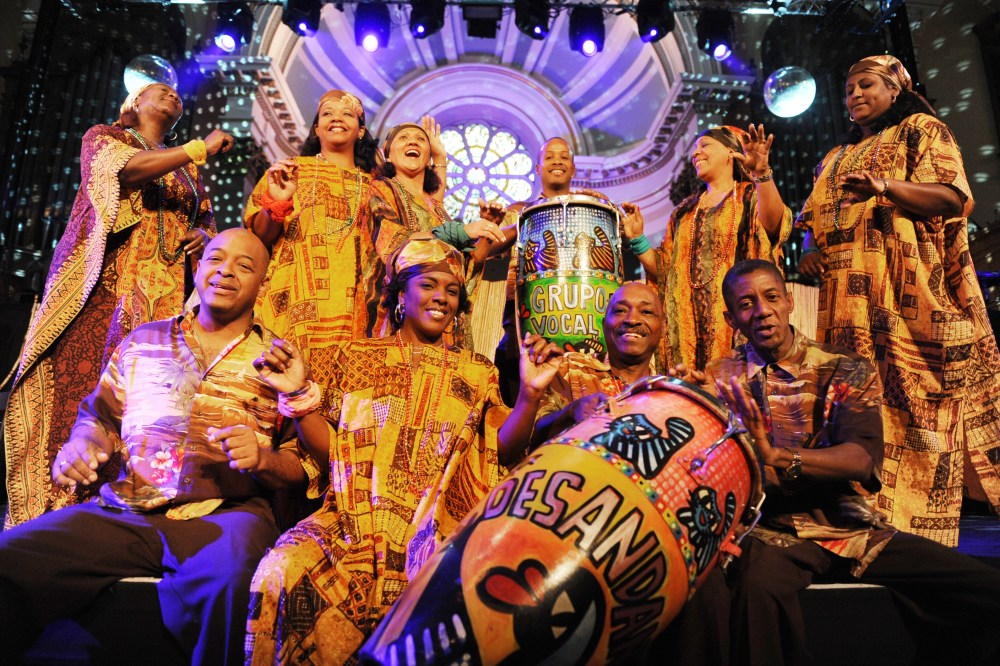 Back to their roots: The Creole Choir of Cuba (2/2)