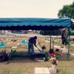 The Day Of The Deceased In Ecuador