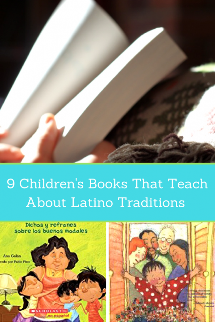 9 Children's Books That Teach About Latino Traditions