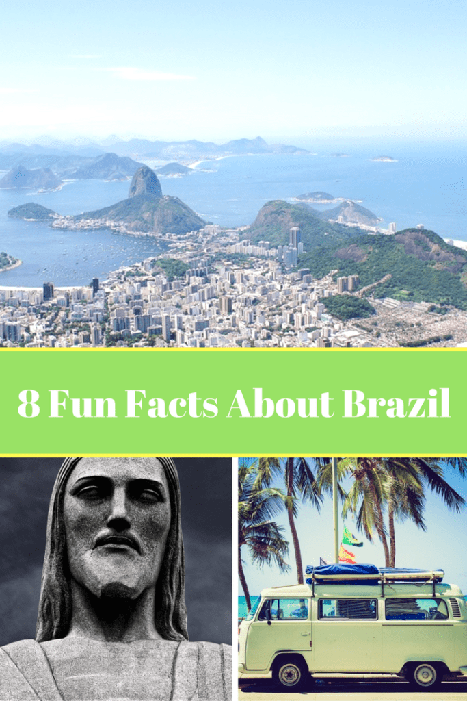 8 fun facts about brazil