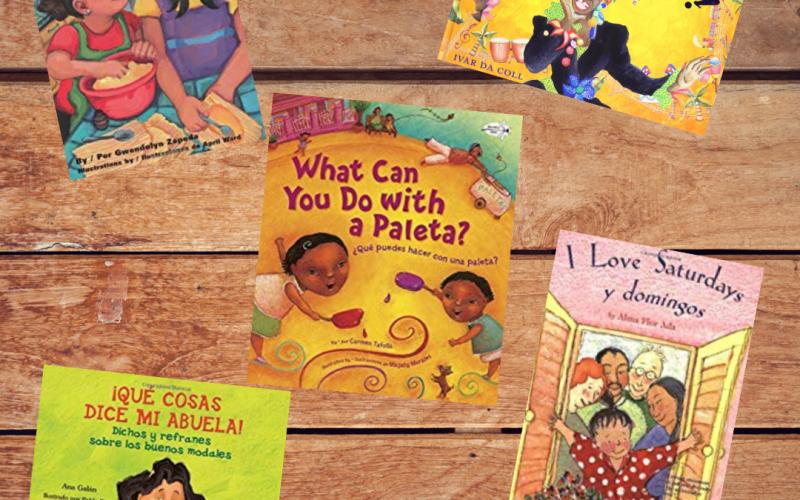 Top 40 Children's Picture Books to Celebrate Hispanic Heritage