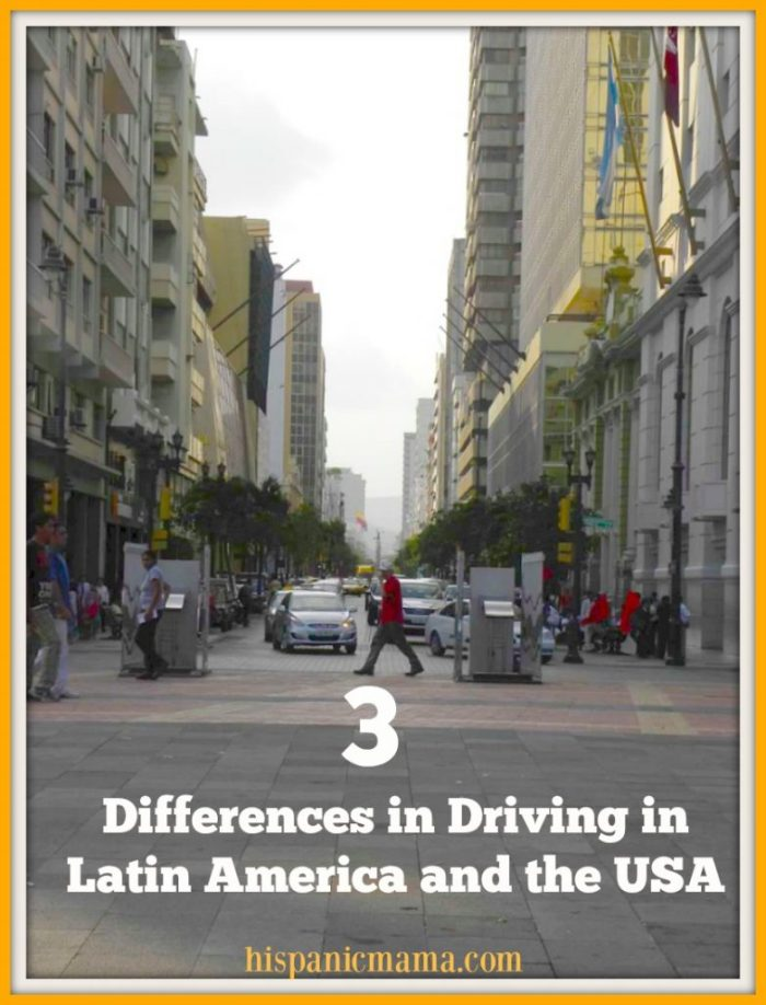 3 differences in driving in latin america and the usa