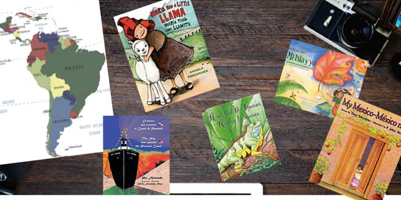 Around Latin America in Bilingual Books
