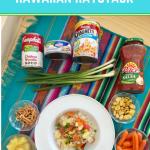 Super Easy Hawaiian Haystack