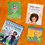 10 Bilingual Books about Thanksgiving