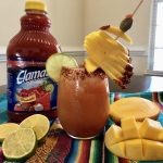 The Ultimate Spicy Mango Michelada