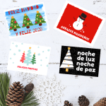 Enjoy These Free Christmas Cards in Spanish