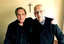 William Friedkin y el padre Amorth - HispanoArte