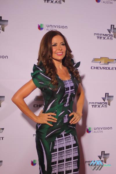 alfombra roja en premios texas 2013