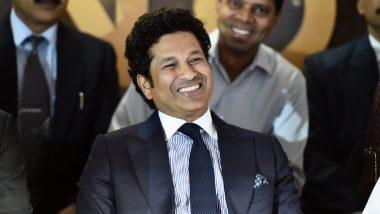 Only on-field performance matters in sports: Tendulkar