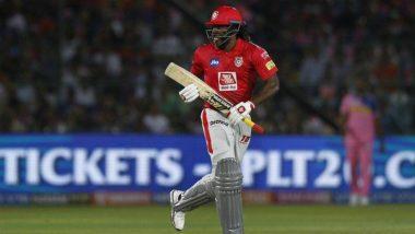 IPL 2020: क्रिस गेल टी 20 क्रिकेट में 1000 छक्के लगाने वाले पहले बल्लेबाज बने