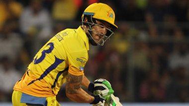 दुनियाभर में T20 लीग का बड़े पैमाने पर खेला जाना इंटरनेशनल क्रिकेट के लिए खतरा: डुप्लेसिस