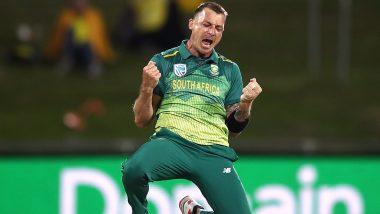 IPL 2021 के अनिश्चित काल के लिए स्थगित होने के बाद Dale Steyn ने एक फैन का उड़ाया जोरदार मजाक, जानें वजह