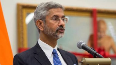 Government raised the issue of Chinese company spying on Indian leaders in front of China: External Affairs Minister S. Jaishankar