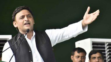 Uttar Pradesh: SP chief Akhilesh Yadav slams Yogi government, says- Romeo squad missing, mission power will be same