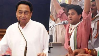 Jyotiraditya Scindia's attack on Kamal Nath, said - the public saw his 15-month show, which show will he do now