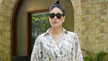 Kareena Kapoor arrives at Nanavati hospital, fans upset watching video