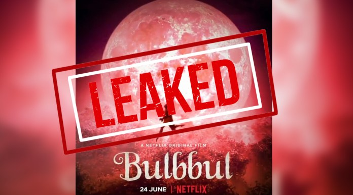 Bulbbul Full Movie in HD Leaked on TamilRockers & Telegram: Anushka Sharma's film 'Bulbul' is a victim of piracy, after Leak