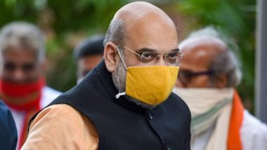 Home Minister Amit Shah infected with Corona, admitted to Medanta Hospital for treatment