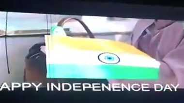 Pakistani news channel don hack, waved Indian tricolor, watch video